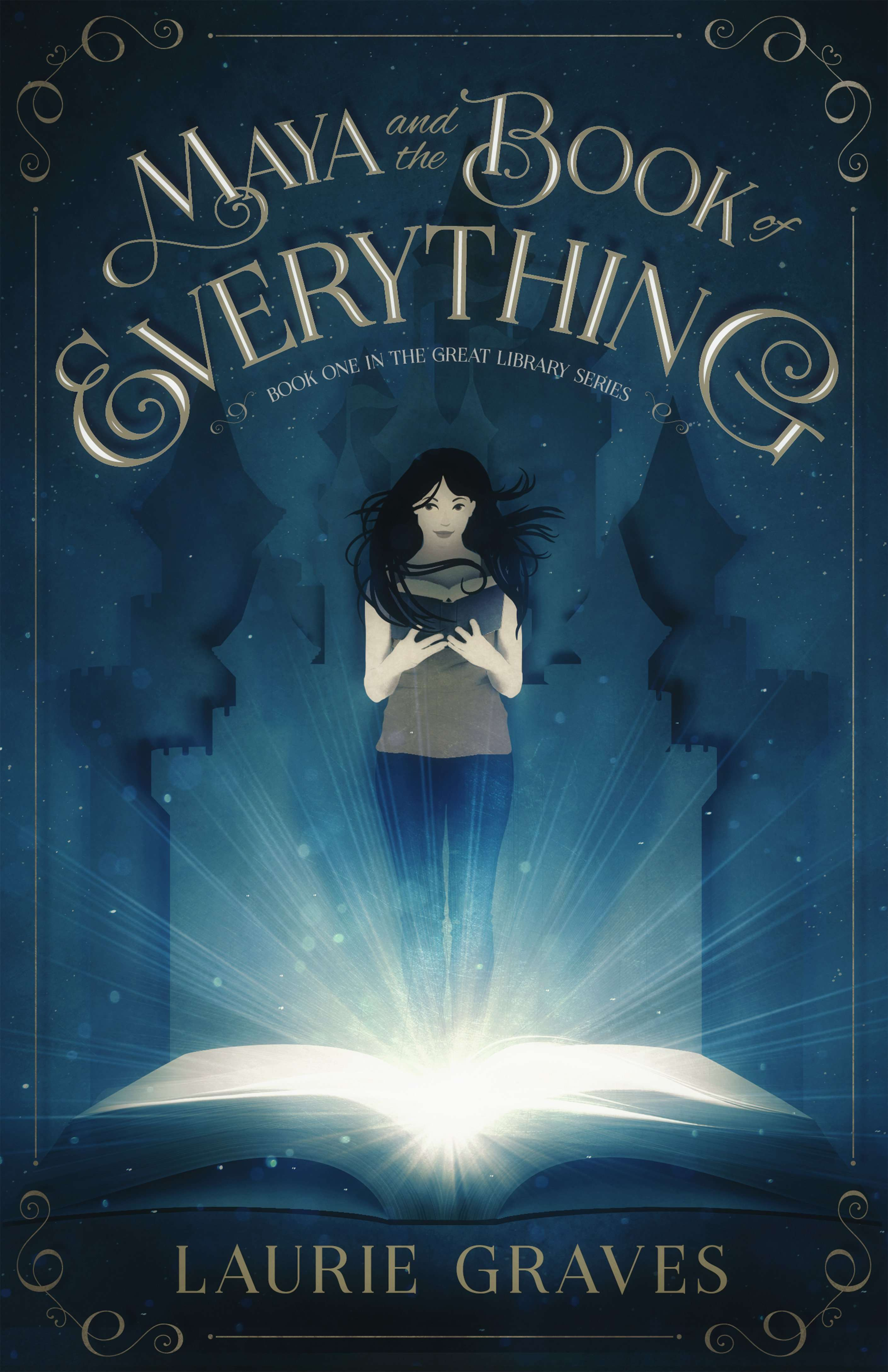 Maya and the Book of Everything Cover