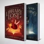 Library Lost and Maya covers